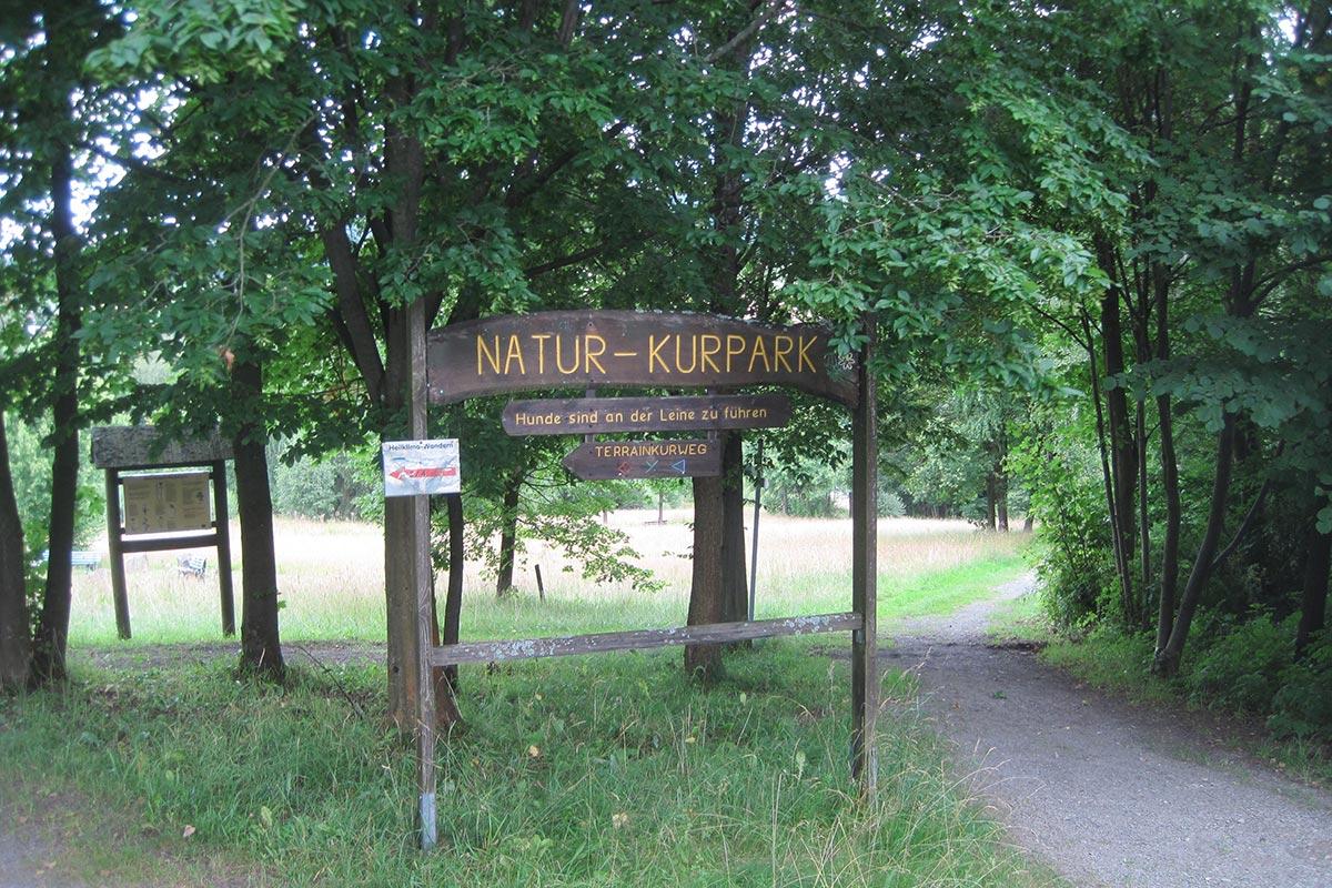 Natur - Kurpark
