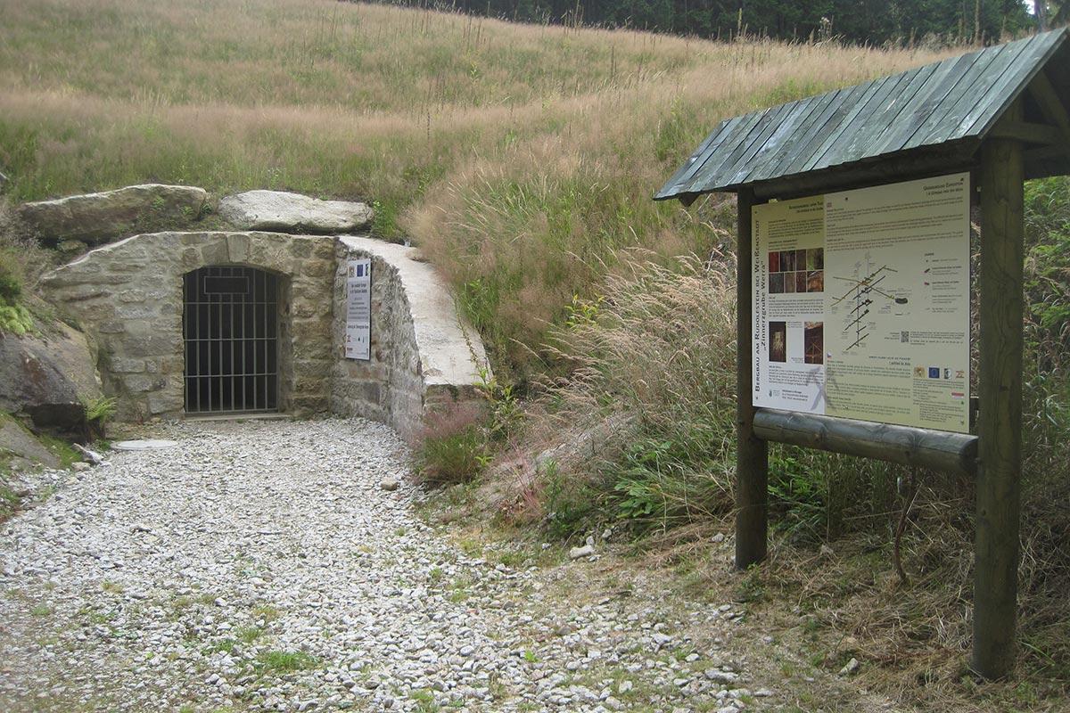 Uranbergwerk Rudolfstein