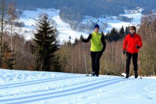Winter Langlauf